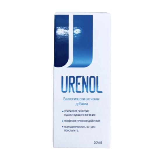 Urenol от простатита в Шахтах